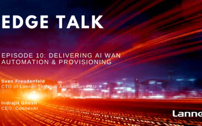 Episode 10: Delivering AI-WAN Automation and Provisioning