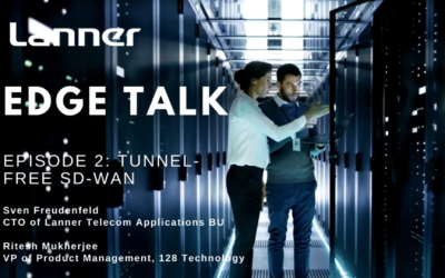 Episode 2: Powering Tunnel-free SD-WAN with Whitebox uCPE