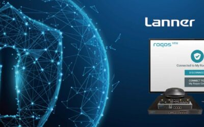 Lanner partners with Roqos to deliver Cybersecurity SD-WAN Appliance with VPN & Cellular Service