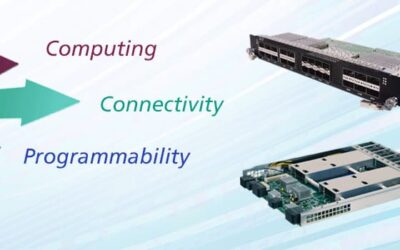 Expanding the Potential of Scalable MEC with New Compute and P4 Switch Blade