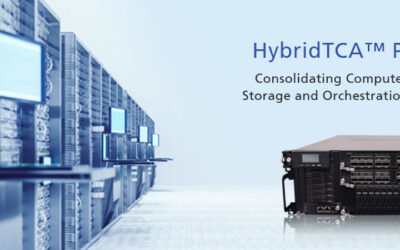 HybridTCA™ Platforms – Consolidating Compute, Networking, Storage and Orchestration in One System