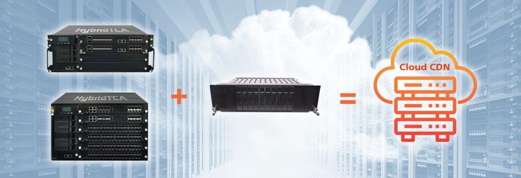 New HTCA Storage Blade Enhancement Enables Cloud CDN